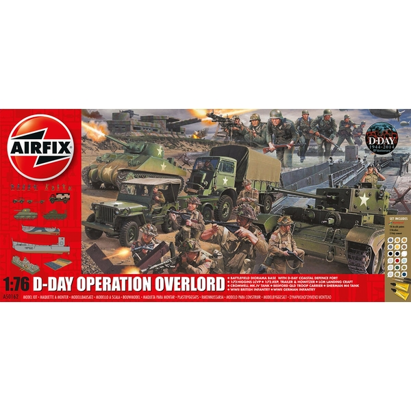Airfix D-Day Operation Overlord Model Kit