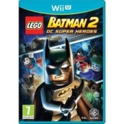 Lego Batman 2 DC Super Heroes Game Wii U