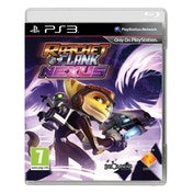 Ratchet & Clank Into The Nexus PS3 Game