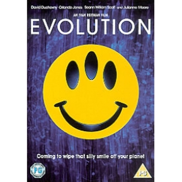 Evolution DVD (2001)
