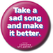 Lyrics by Lennon & McCartney - Hey Jude Badge - Image 2