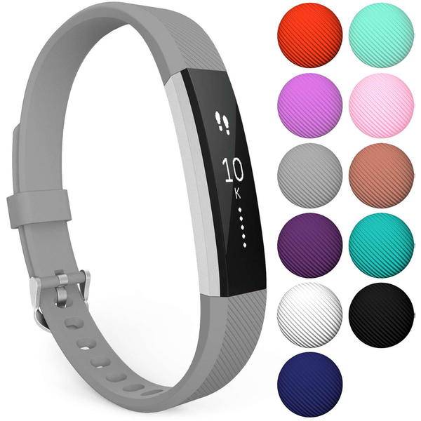 Yousave Activity Tracker Single Strap - Grey (Small) - Image 1