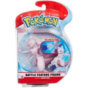 Pokemon 4.5 Inch Battle Figure - Mewtwo
