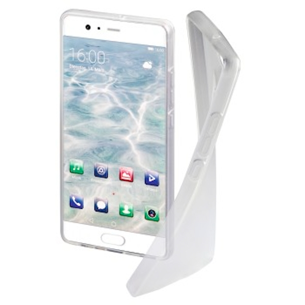 """Hama """"Crystal Clear"""" Cover for Huawei P10, transparent"""