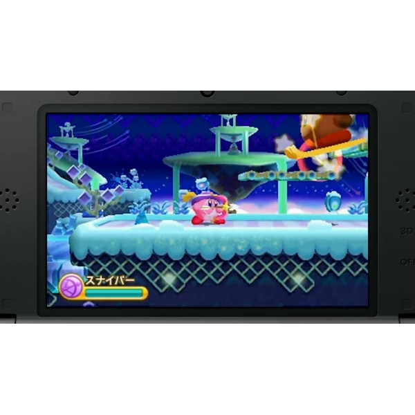 Kirby Triple Deluxe Game 3DS - Image 2