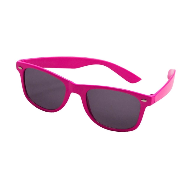 Blues brothers Glasses (Neon Pink)