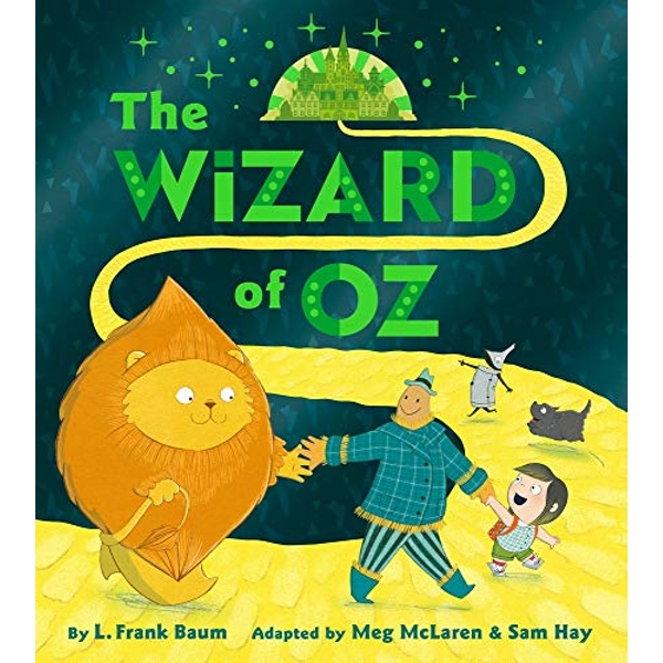 The Wizard of Oz  Paperback / softback 2018