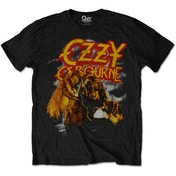 Ozzy Osbourne - Vintage Werewolf Men's Large T-Shirt - Black