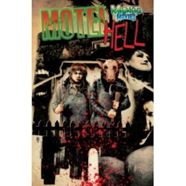 MGM Drive-in Theater: Motel Hell and IT