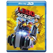 The Lego Movie (2014) Blu-ray 3D