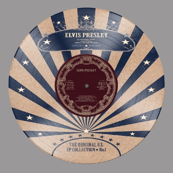 Elvis Presley - US EP Collection 1 (Picture Disc) Vinyl
