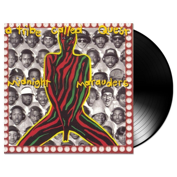 A Tribe Called Quest ‎- Midnight Marauders Vinyl