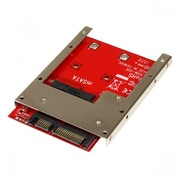 StarTech mSATA SSD to 2.5in SATA Adapter Converter