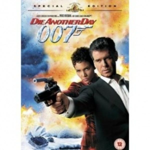 Die Another Day - Special Edition  2002 DVD