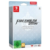 Ex-Display Fire Emblem Warriors Limited Edition Nintendo Switch Game Used - Like New