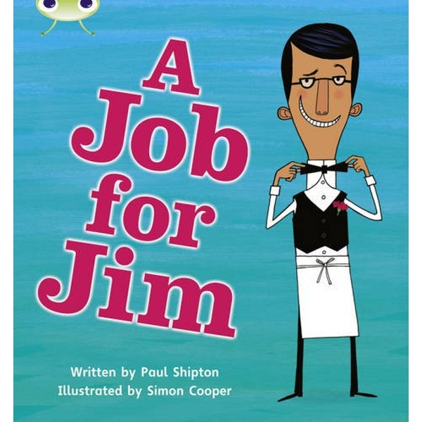 Phonics Bug Set 12 A Job for Jim by Paul Shipton (Paperback, 2010)