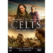The Celts - Blood, Iron & Sacrifice - Alice Roberts & Neil Oliver DVD