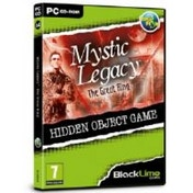 Mystic Legacy : The Great Ring Hidden Object Game for PC (CD-ROM)