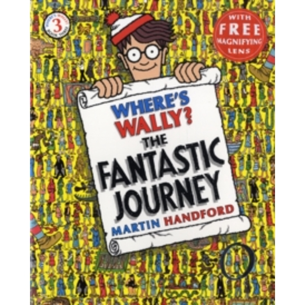 Where's Wally? The Fantastic Journey by Martin Handford (Paperback, 2008)
