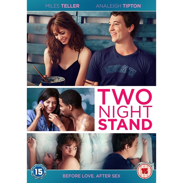 Two Night Stand DVD
