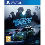 Ex-Display Need For Speed PS4 Game [2015] Used - Like New