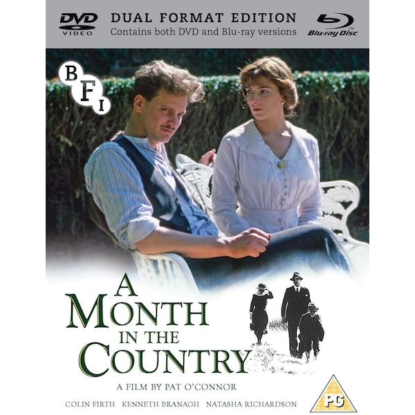 A Month in the Country DVD + Blu-ray