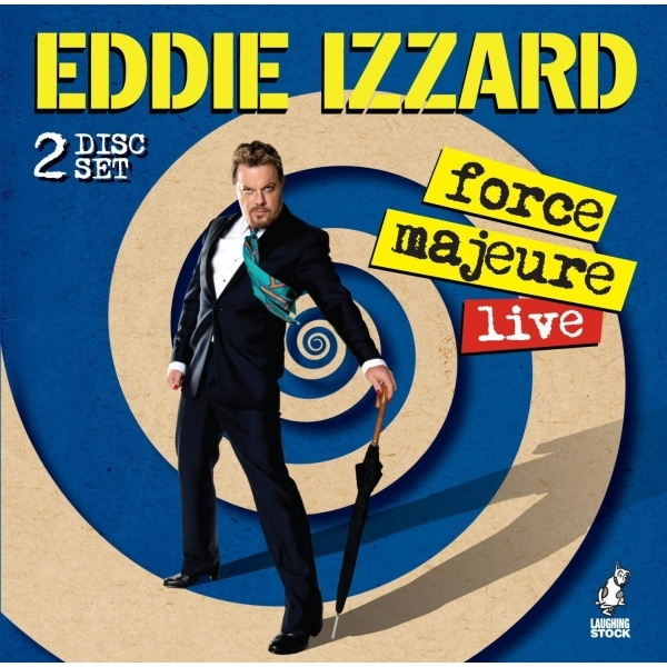 Eddie Izzard - Force Majeure CD