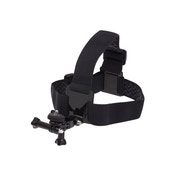 Fujifilm XP Universal Helmet Mount with Adjustable Headstrap GoPro Compatible