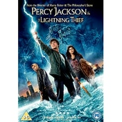 Percy Jackson & The Lightning Thief DVD