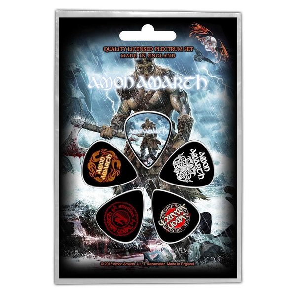 Amon Amarth - Jomsviking Plectrum Pack