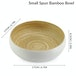 Bamboo Serving Bowl | M&W Small White - Image 4