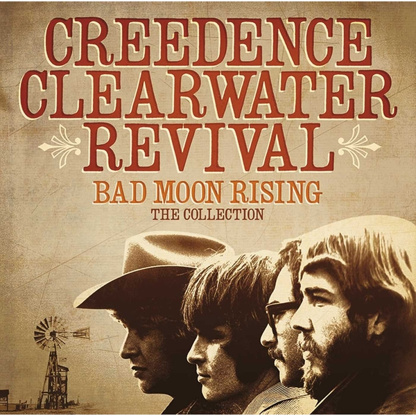 Creedence Clearwater Revival - Bad Moon Rising: The Collection CD