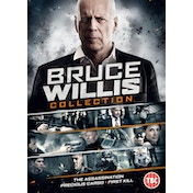 Bruce Willis Collection - Assassination   Precious Cargo   First Kill DVD