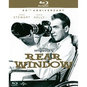 Rear Window 60th Anniversary Edition Blu-ray