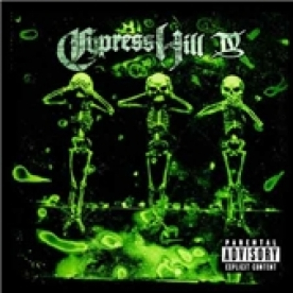 Cypress Hill IV CD