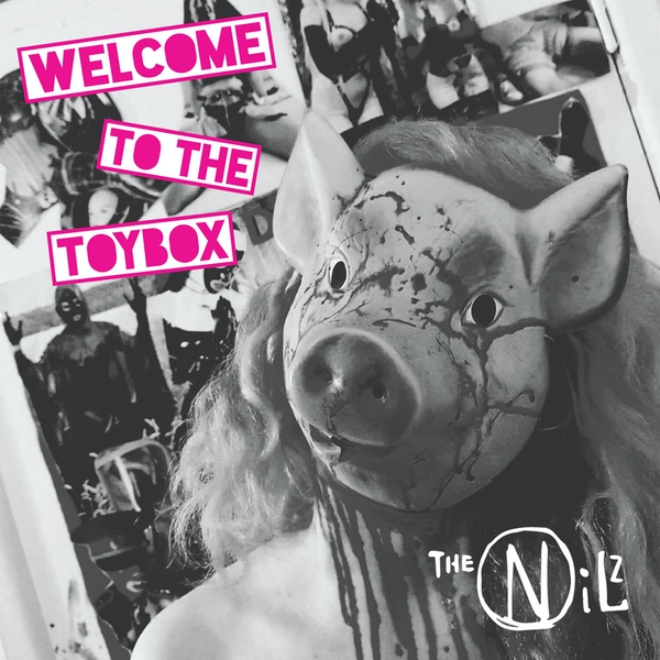 Existenz - They Can't Control It/Welcome to the Toy Box Vinyl