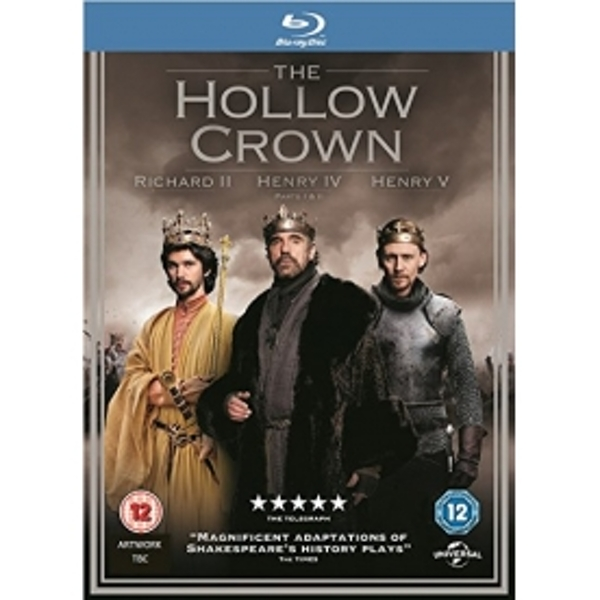The Hollow Crown - Series 1 Blu Ray