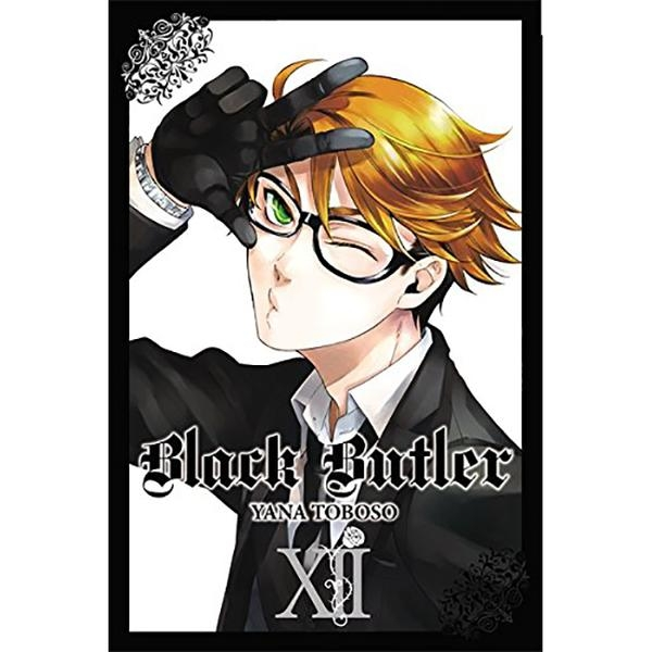 Black Butler: Volume 12