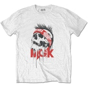 Machine Gun Kelly - Invincible Men's Large T-Shirt - White