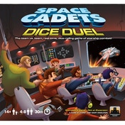 Space Cadets Dice Duel Board Game