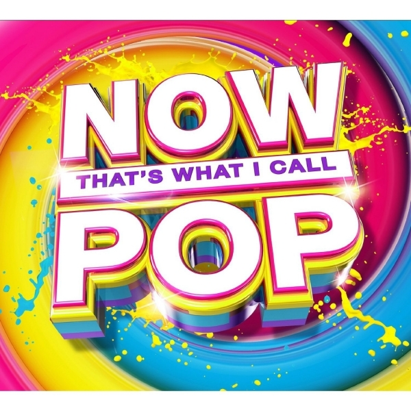 Now That's What I Call Pop CD