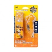 Orange Skylanders Giants Pro Pack Mini Remote & Nunchuk Wii