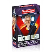 Waddingtons Doctor Who Playing Cards