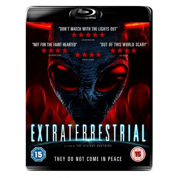 Extraterrestrial Blu-ray