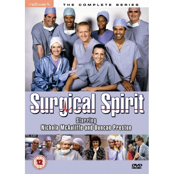 Surgical Spirit - The Complete Series DVD