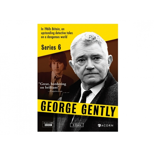 Inspector George Gently:  - Series 6 DVD
