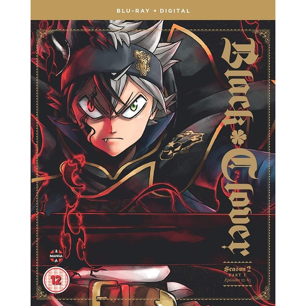 Black Clover: Season Two Part One Blu-ray + Digital Download