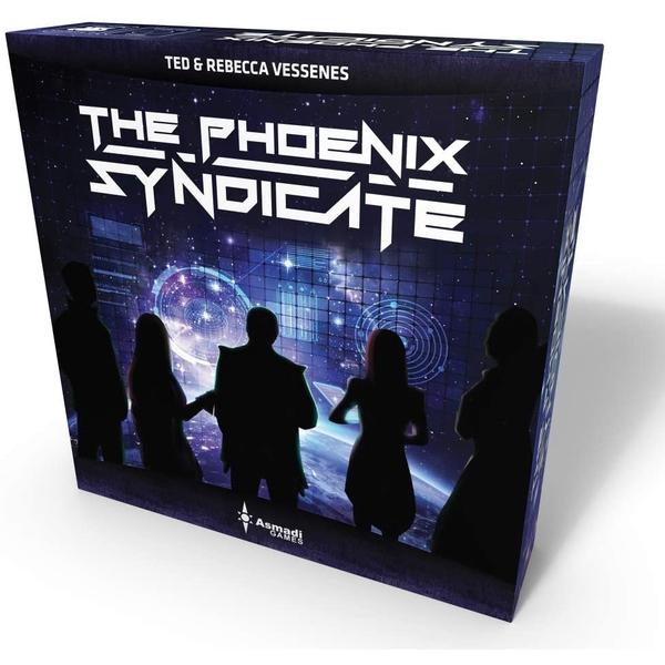 The Phoenix Syndicate Board Game