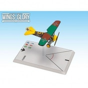 Wings Of Glory Airplane Pack - Fokker E.V (Sharon) Board Game