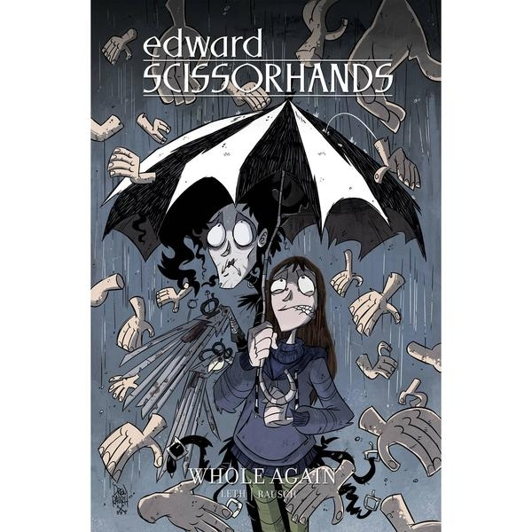 Edward Scissorhands Volume 2 Whole Again